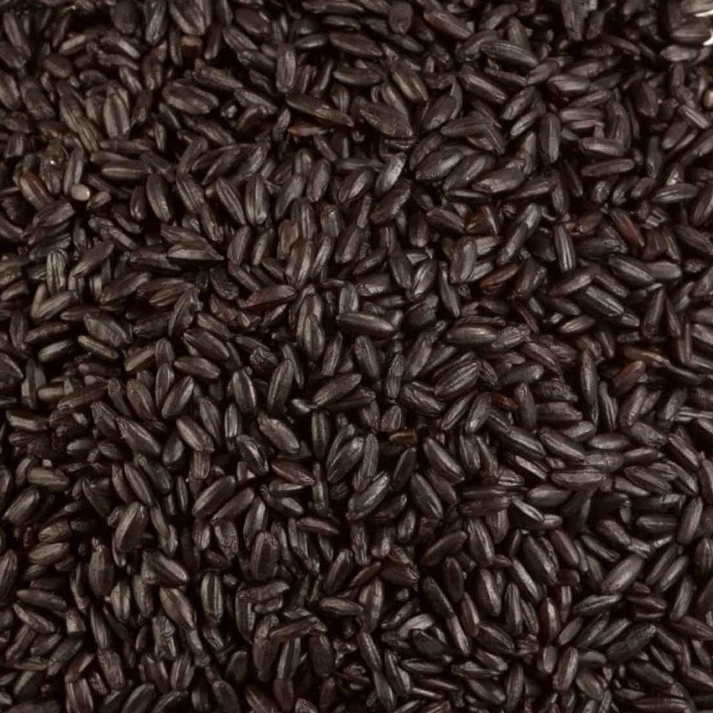 siyah pirinç