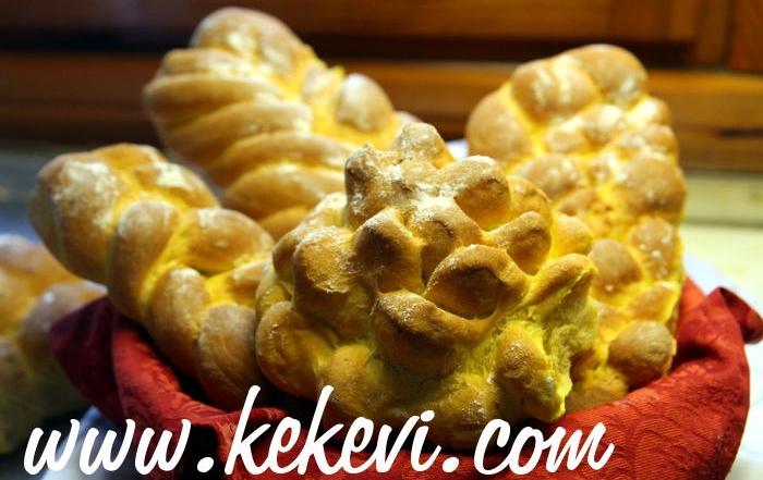 Ekmek Şekilleri Videolu Anlatım / Burgu, 4-5 ve 6lı Örgü Ekmekler